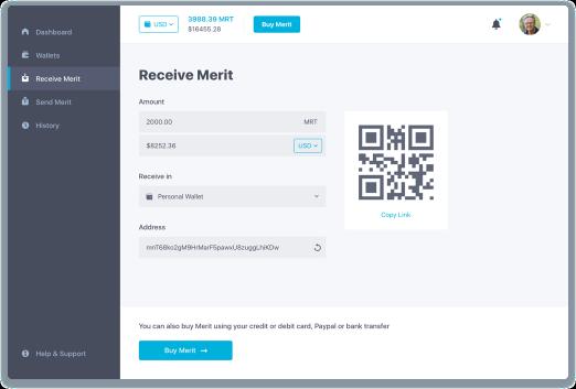 Get Started | World's Friendliest Digital Currency | Merit me